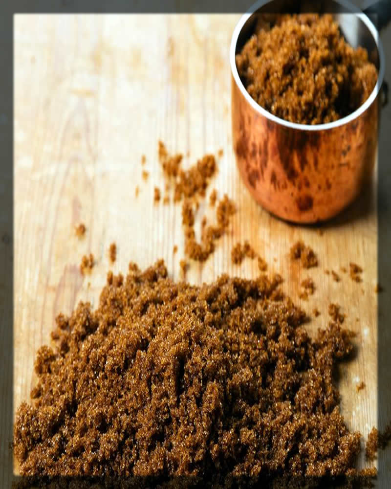brown sugar Home Remedies For Pink Lips