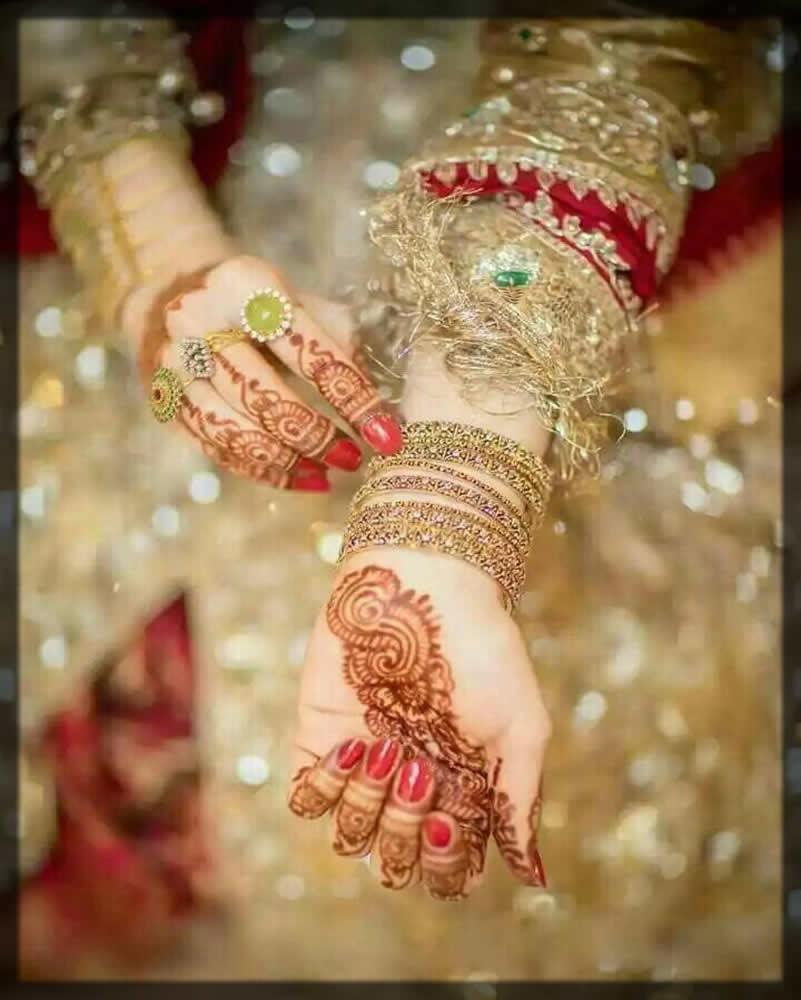 classic bridal bangles