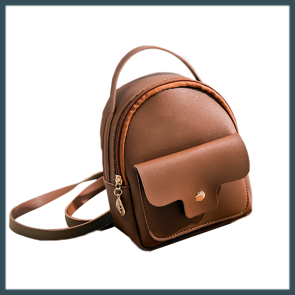 classy Mini Backpacks for Cosmetics