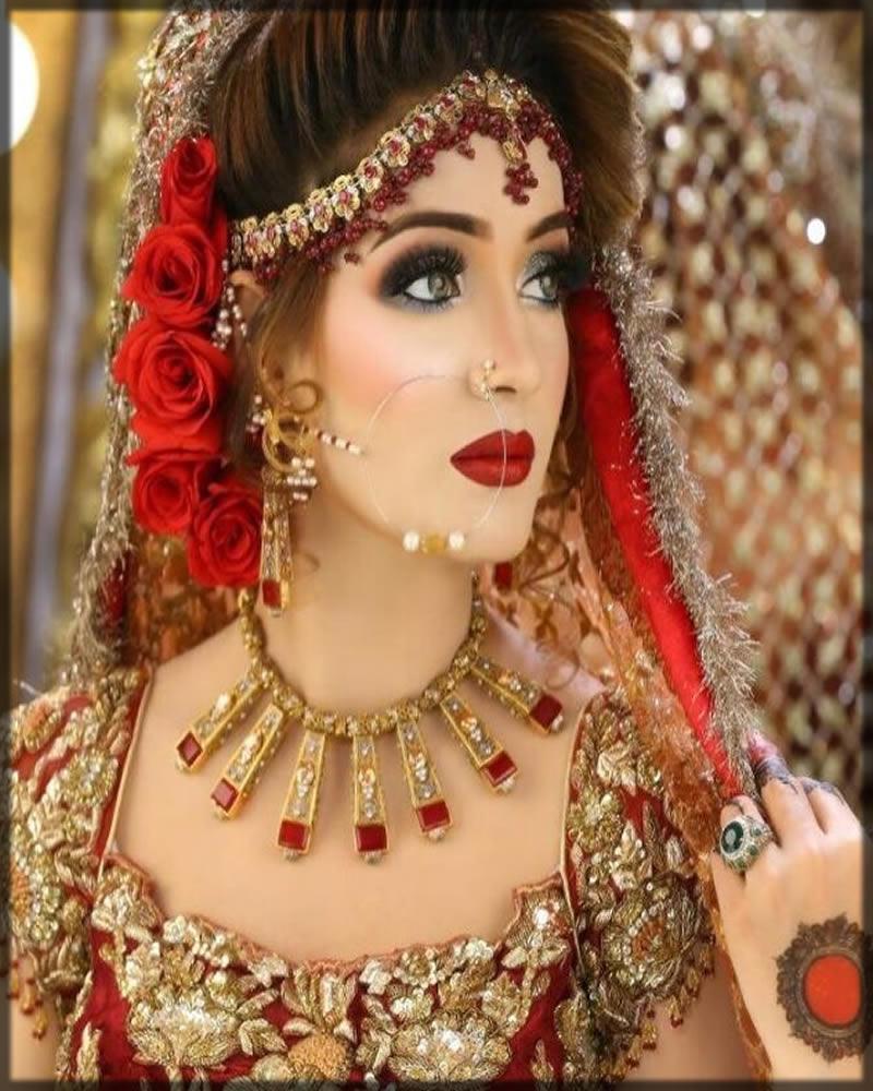 elegant single string head jewelery