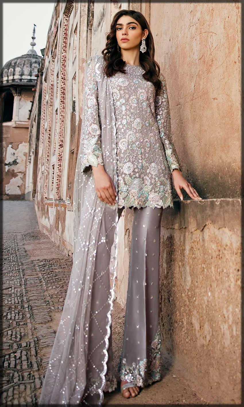 Designer Chiffon Suits Collection