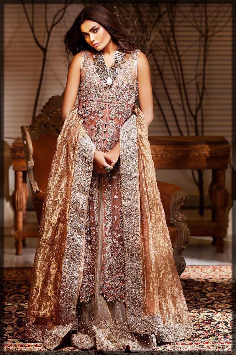 kohinoor open front dress