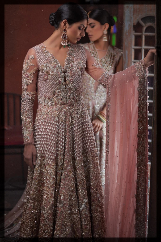 latest Saira Shakira Bridal Collection
