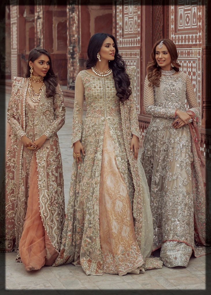 modest Saira Shakira Bridal Collection