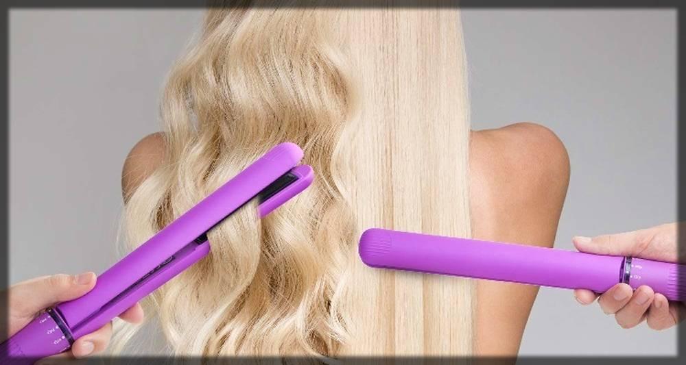 multi-functional hair straighteners