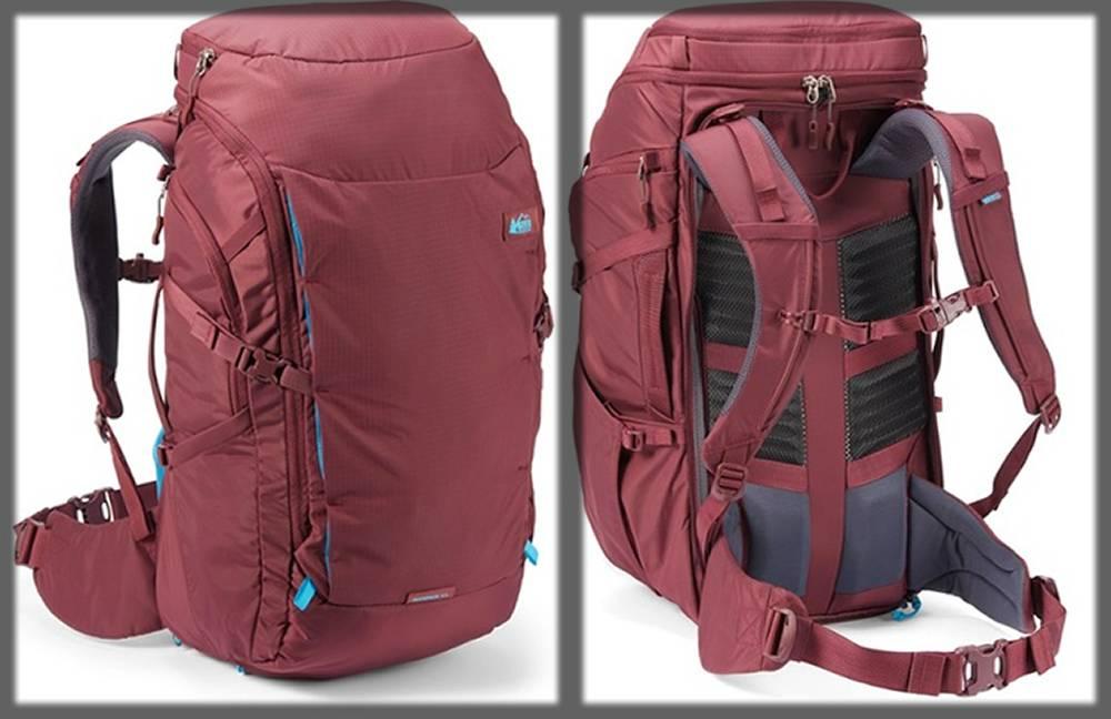 perfect hiking bag for ladies