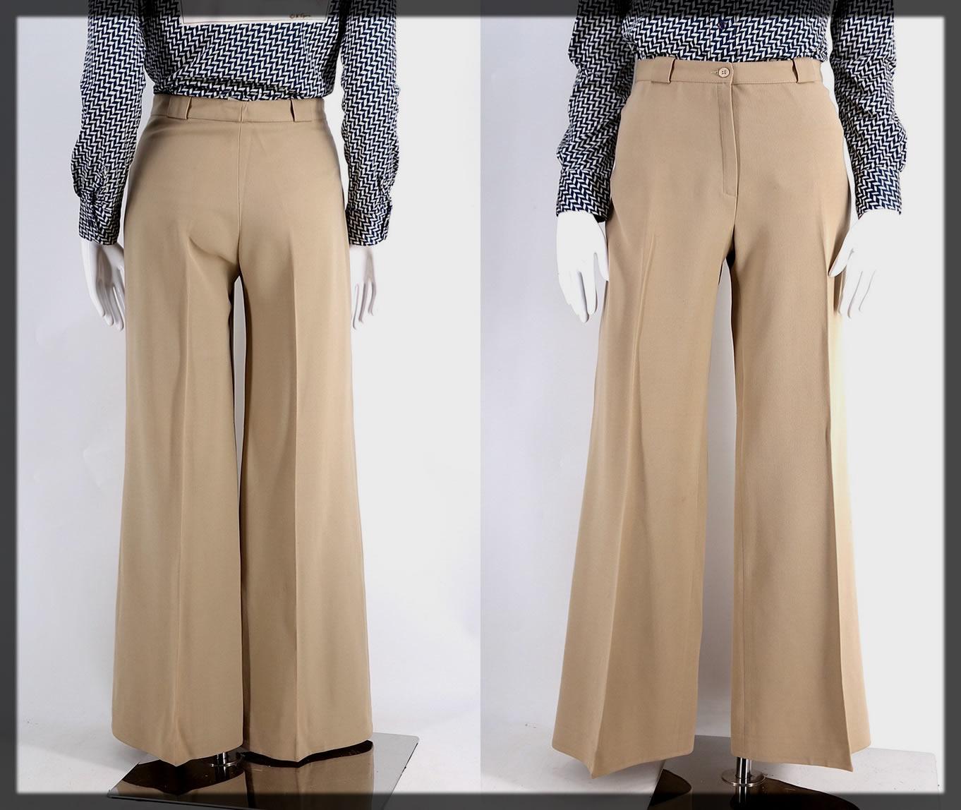 splendid Bell Bottom Trouser