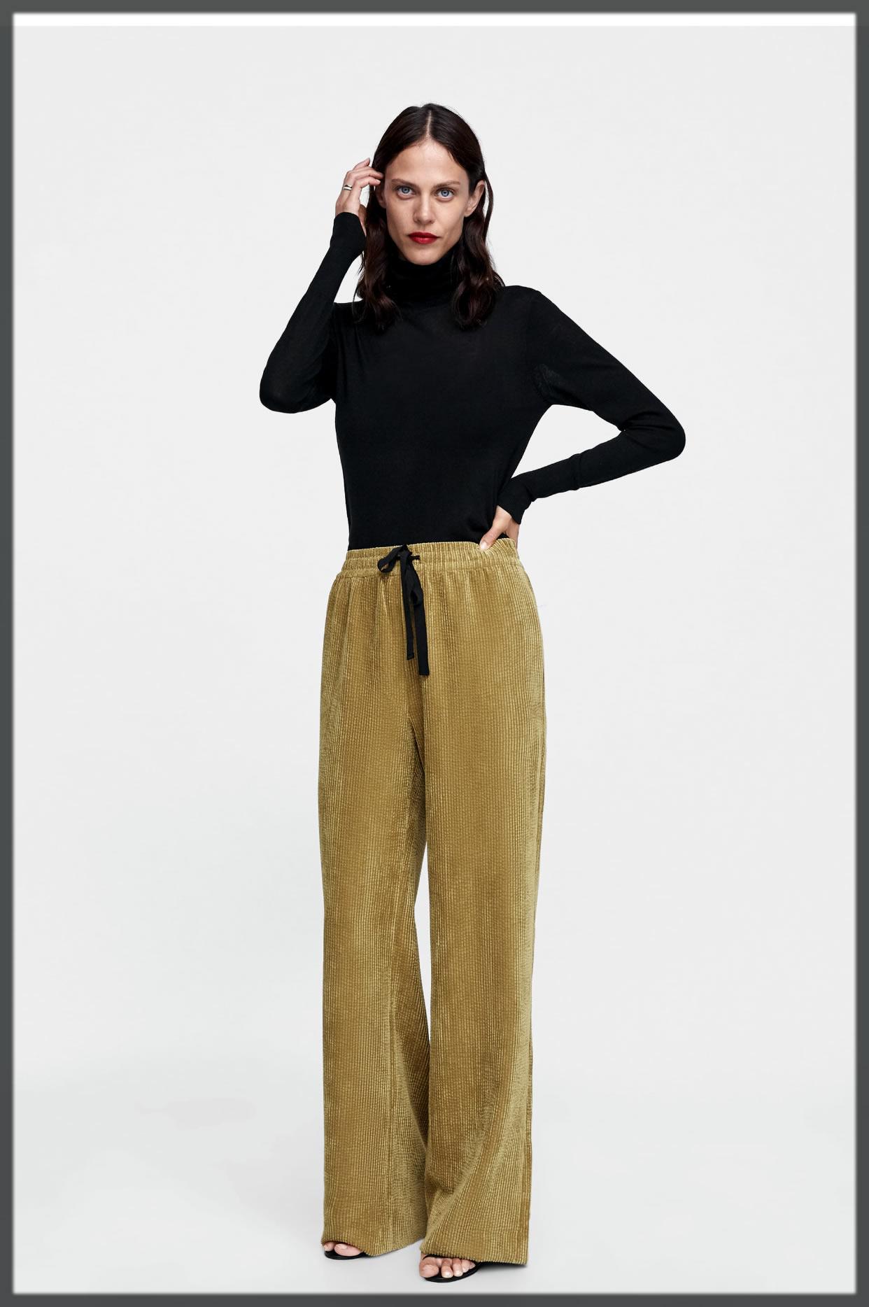 stylish Pajama khaki Pants