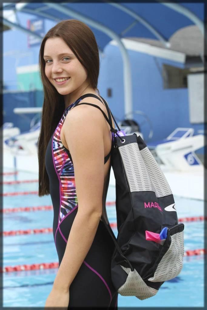 swimming backpacks for women