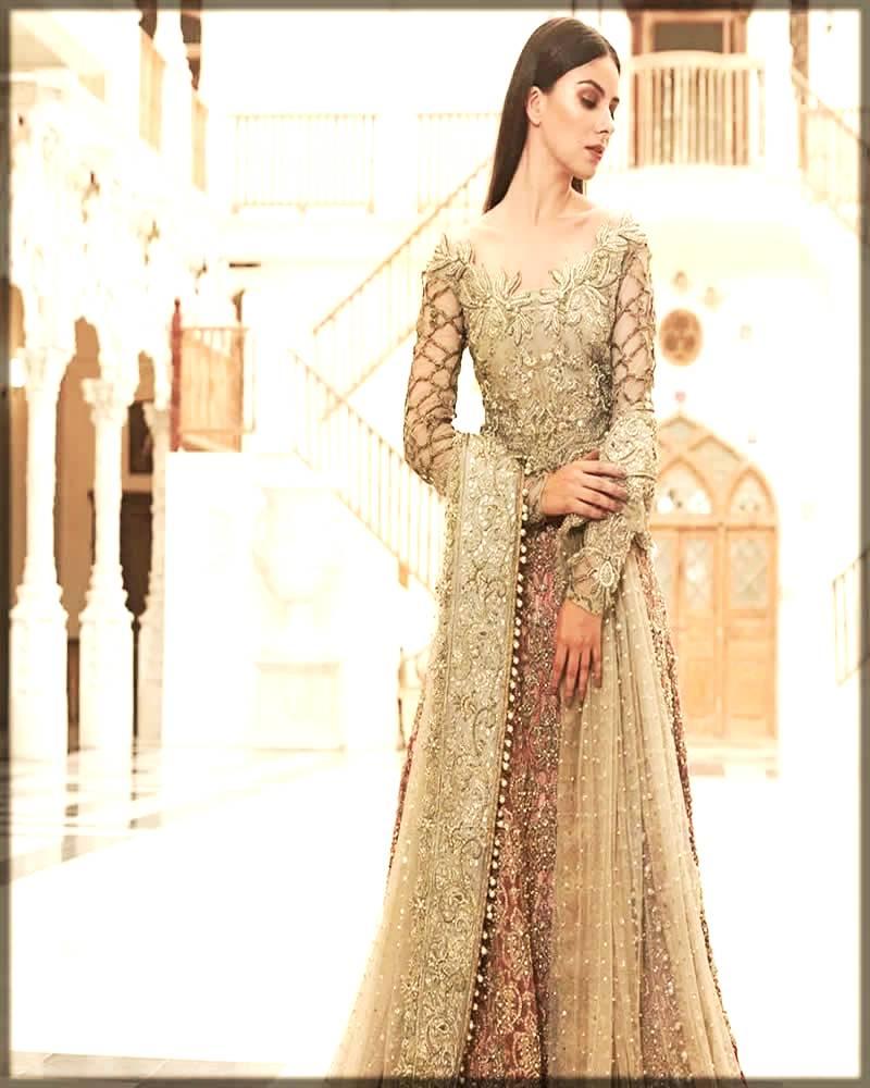 Pakistani Lawn Designer dress
