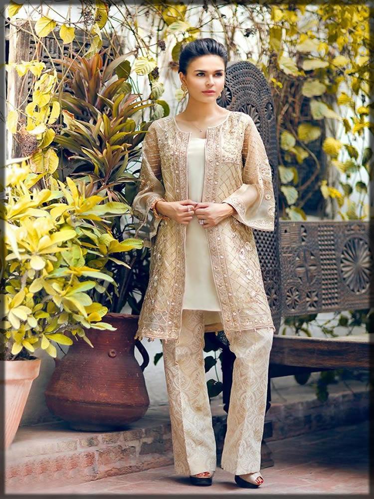 wedding wear short gown