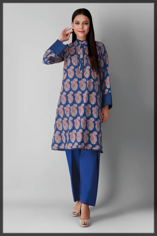 2pc cambric suit