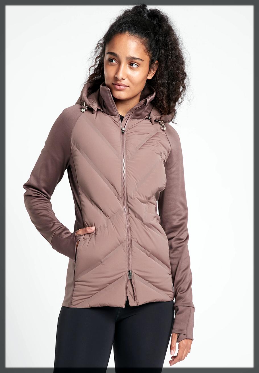 Athleta Inlet Winter Jackets For Women