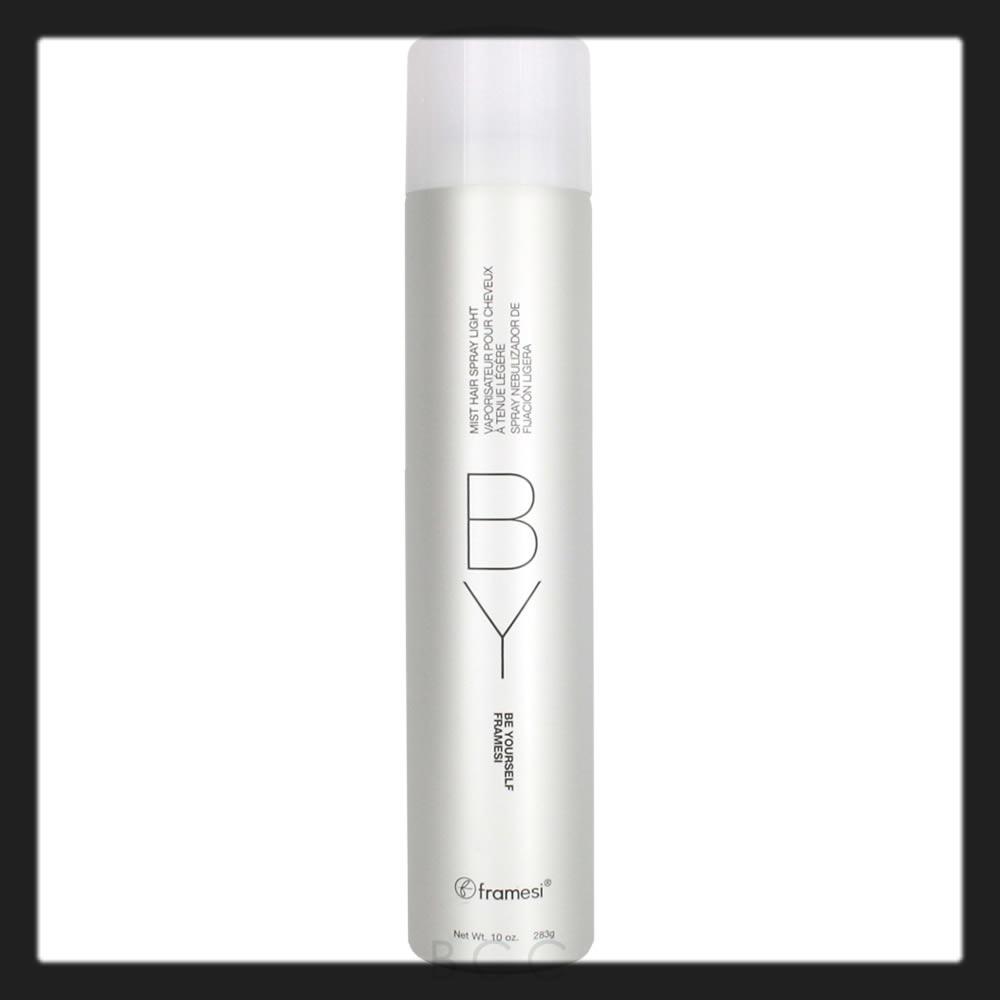 Be Yourself Framesi Best Hair Shine Sprays
