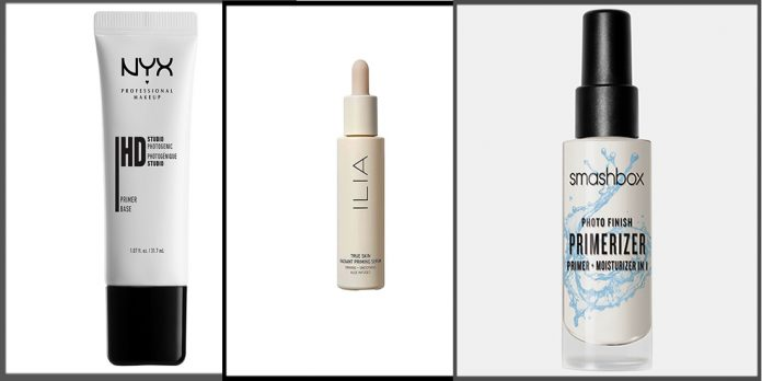 Best Makeup Primers Brand collection