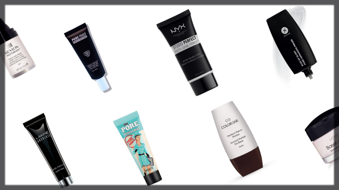 Best Makeup Primer Brands