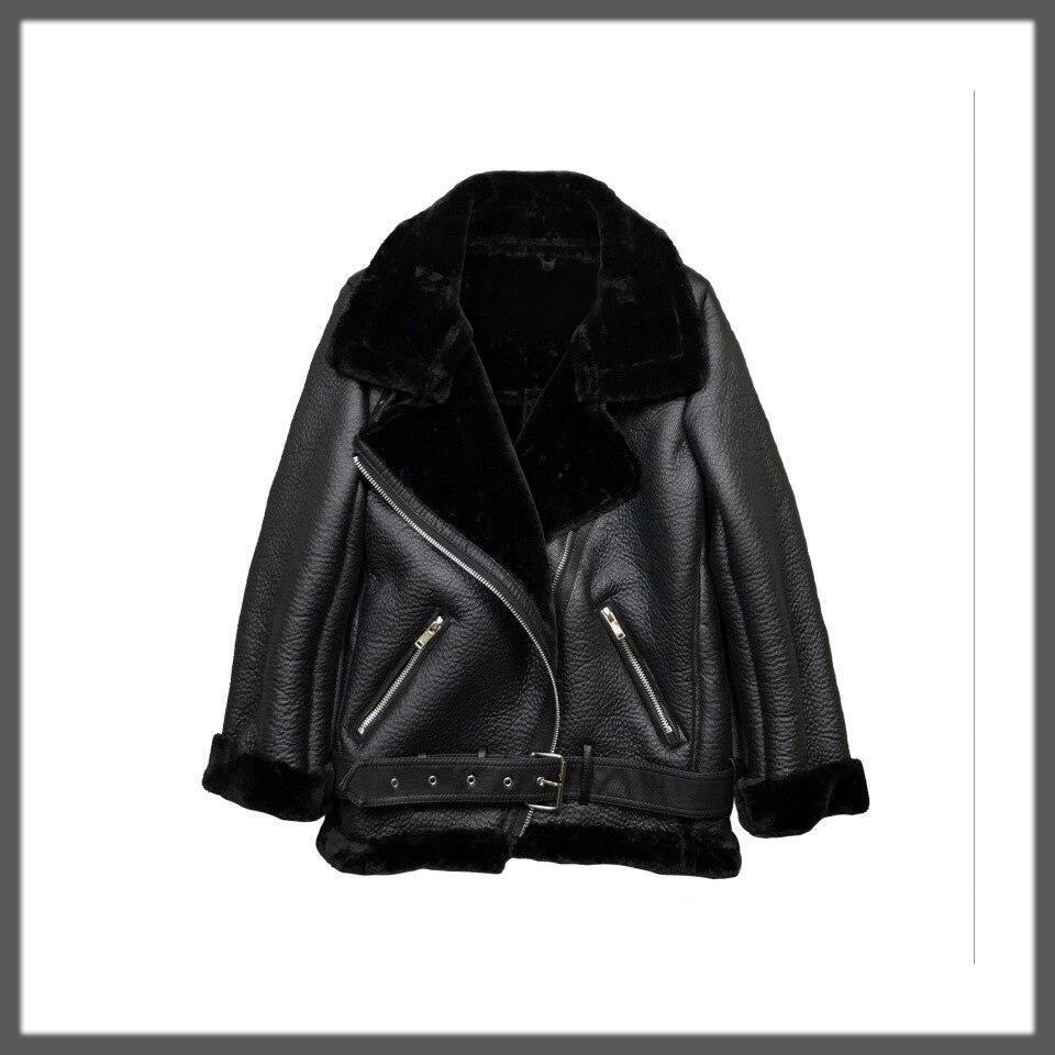 Black Lamb Winter Jackets For Women