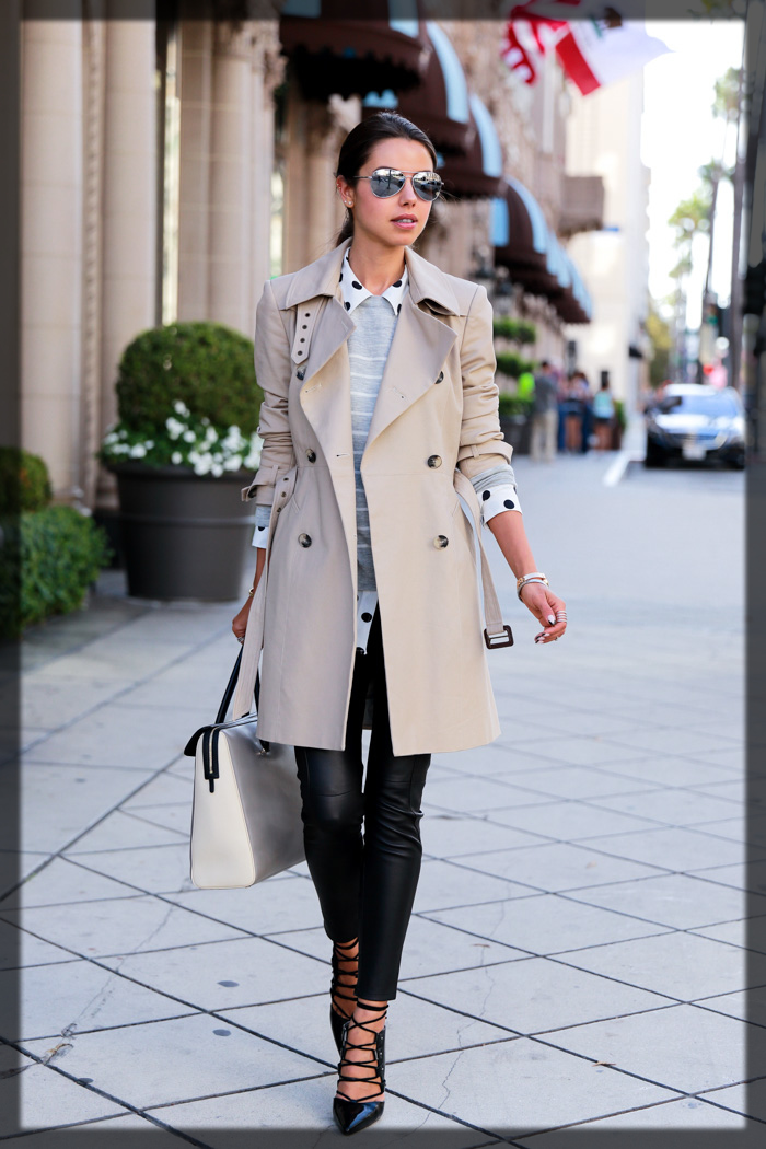 Classy Winter Trench Coats For Women
