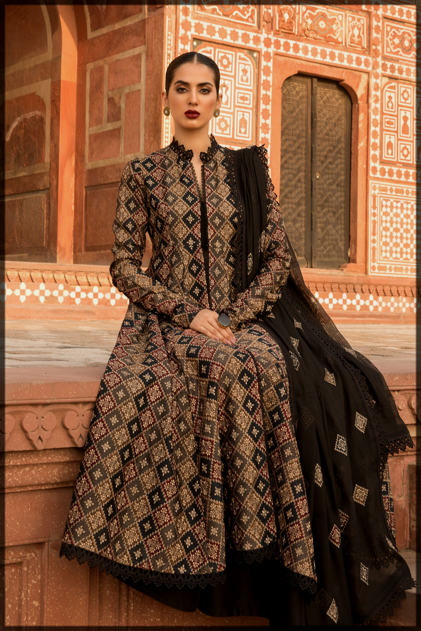 Dazzling Formal Winter Collection for Women