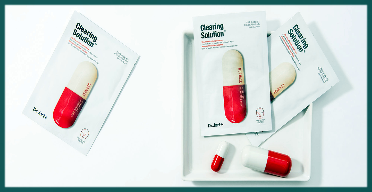 Dr. Jart Clearing Solution