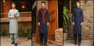 J. Men Winter Collection 2020 with Price - Shalwar Kameez and Kurta Suits