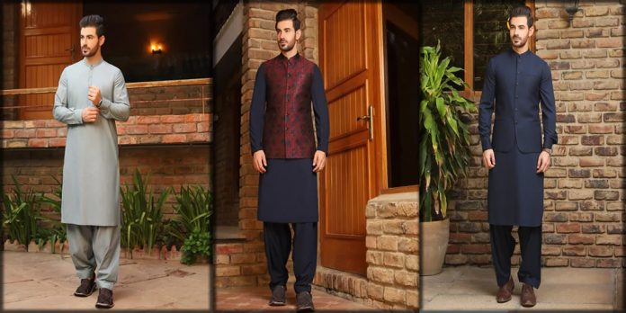 Junaid Jamshed Winter Collection