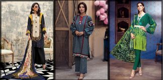Gul Ahmed Winter Collection 2021 for Women with Price - New Arrivals