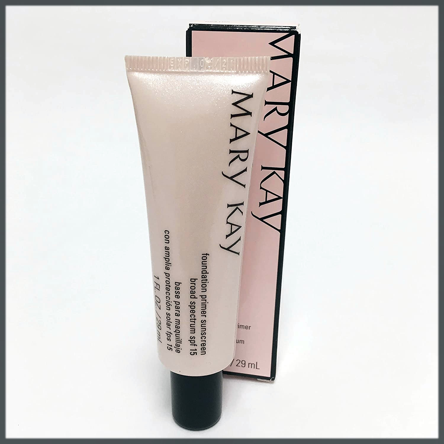 Mary Kay Foundation Primer Sunscreen