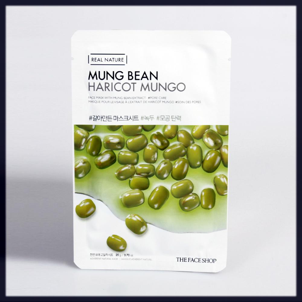 Mung Bean Sheet Mask