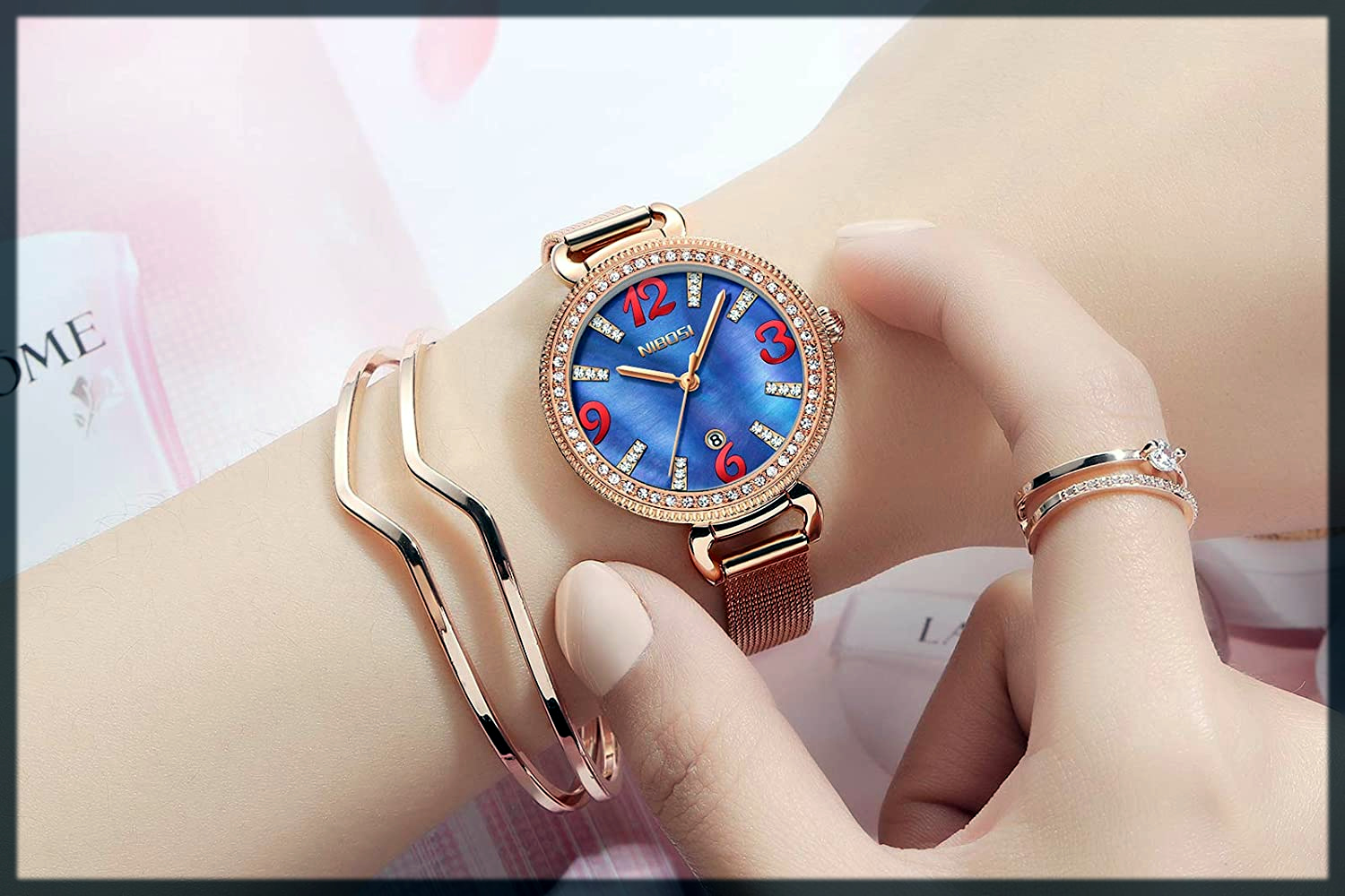 Nibois Watches for Women