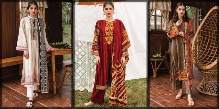 Orient Textiles Winter Collection