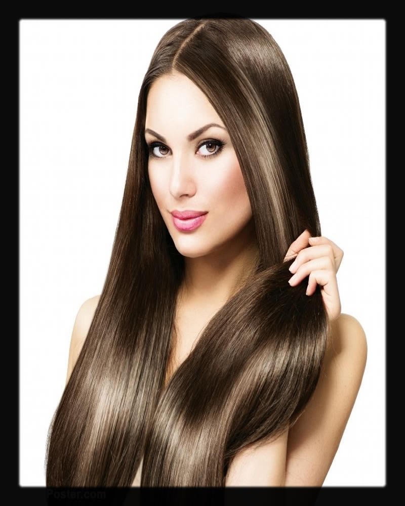 SHINY LONG HAIR