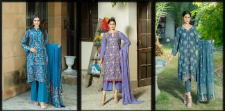 Taana Baana Winter Collection 2021 - Casual and Formal Dresses with Price