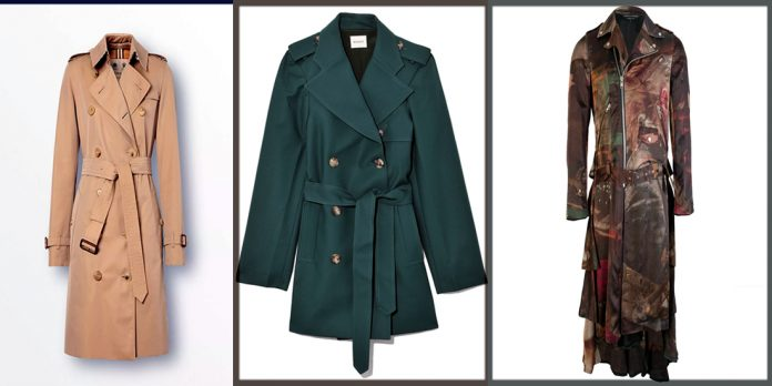 Winter Trench Coats For Women Collection