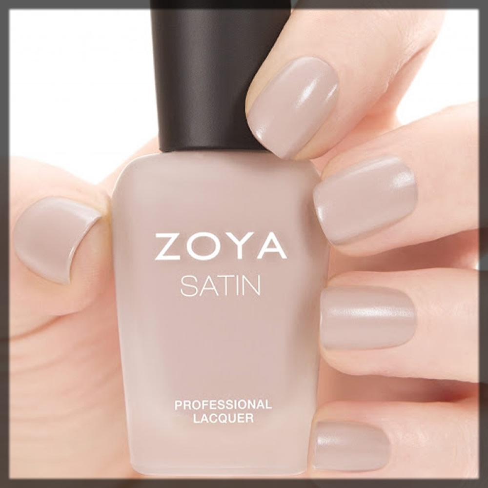 Zoya Satin Professional Lacquer