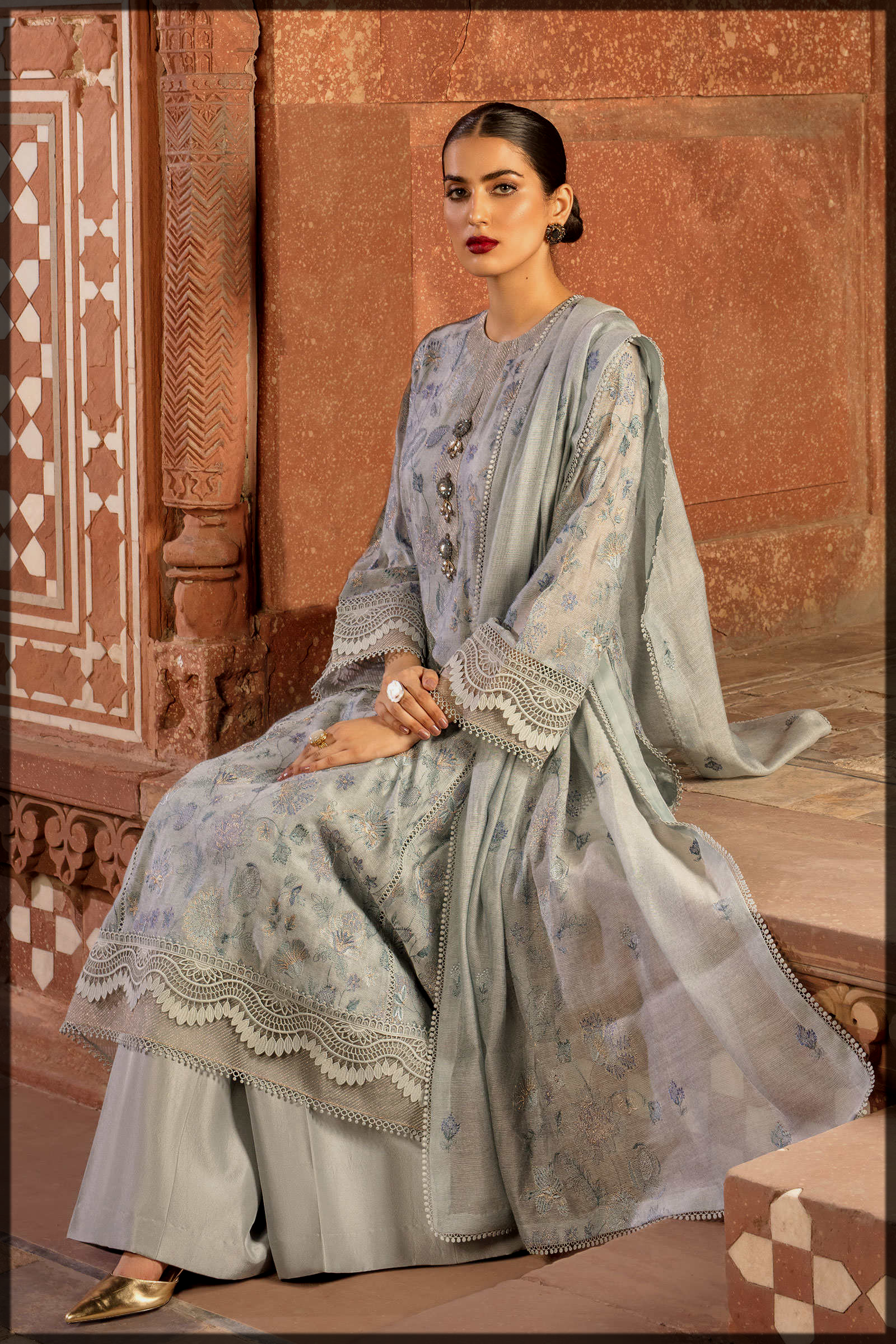 bareeze formal collection for women