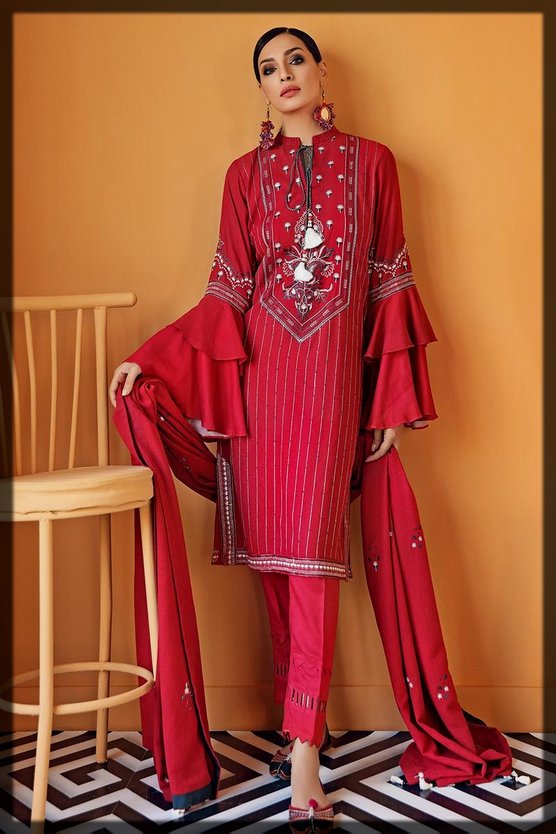 chic 3PC karandi suit