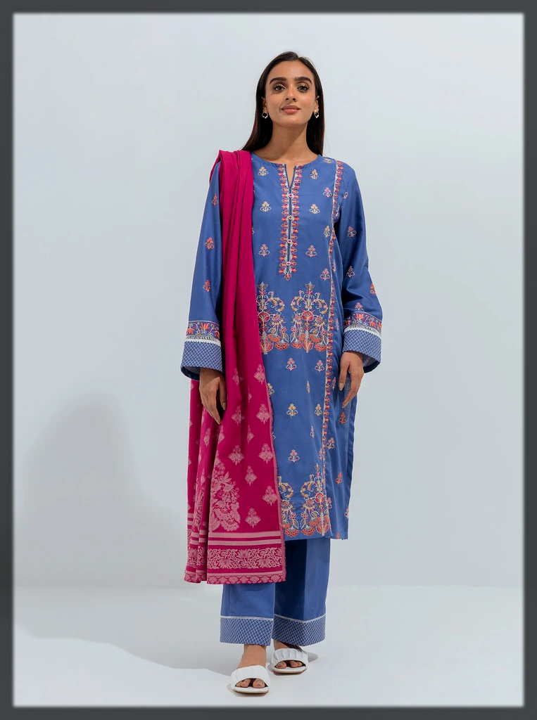 classical twill suit for women