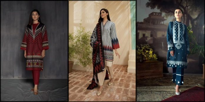 classy and dazzling sapphire winter collection