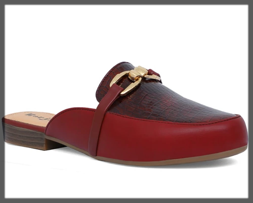 comfortable mules for women