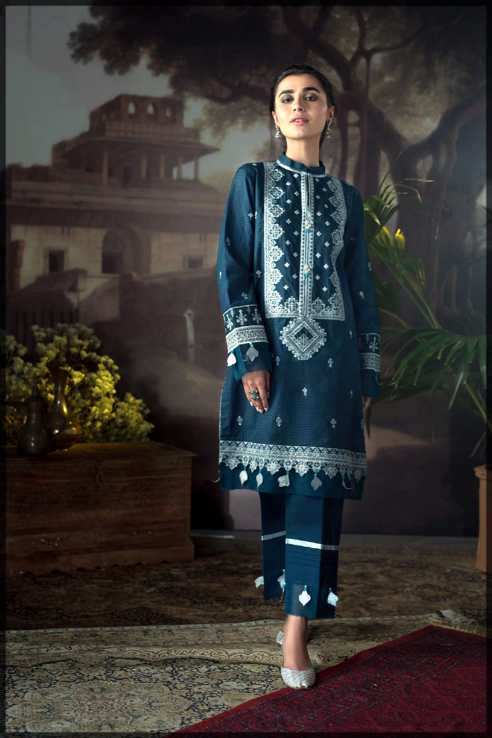 dazzling 2PC winter collection