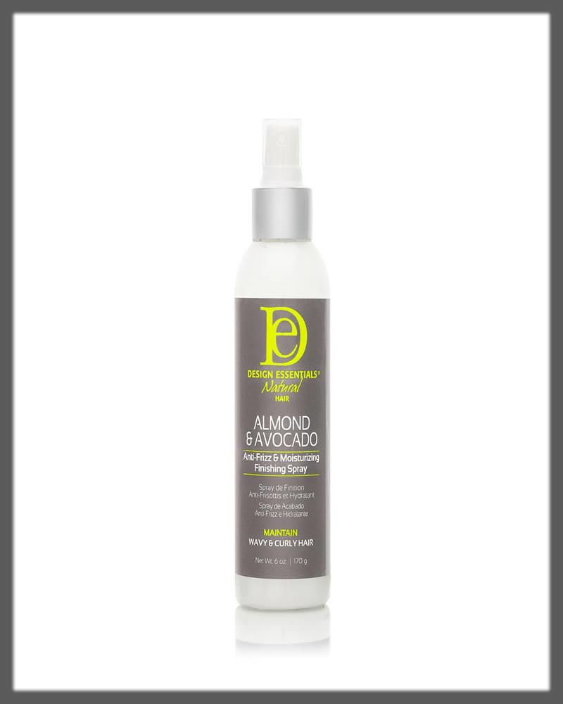 designer essential hair spray