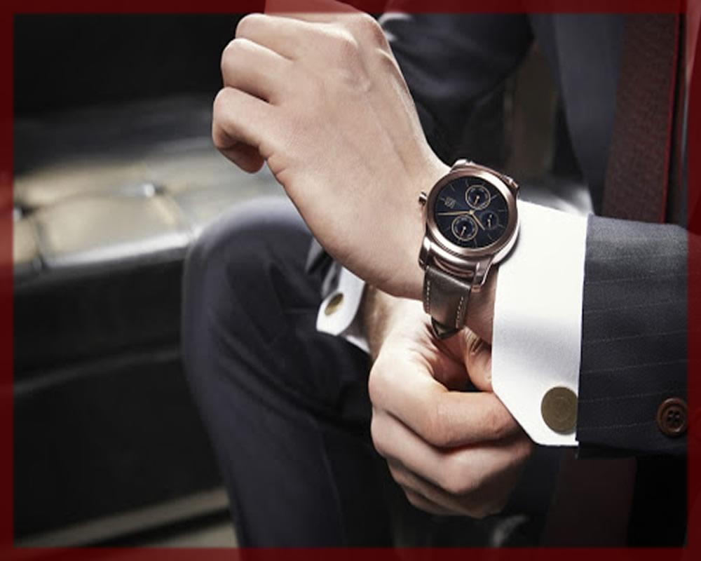 formal watch for men