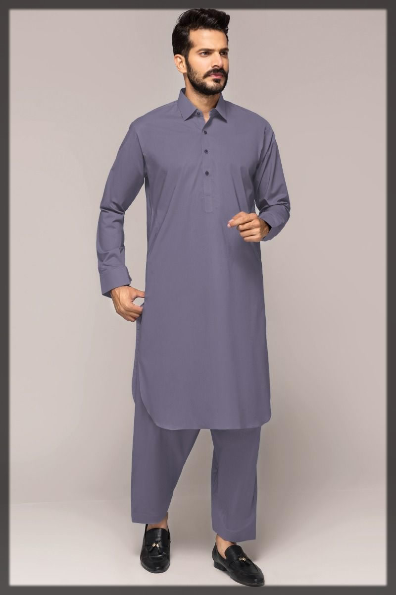 Gul-Ahmed Men Winter Collection