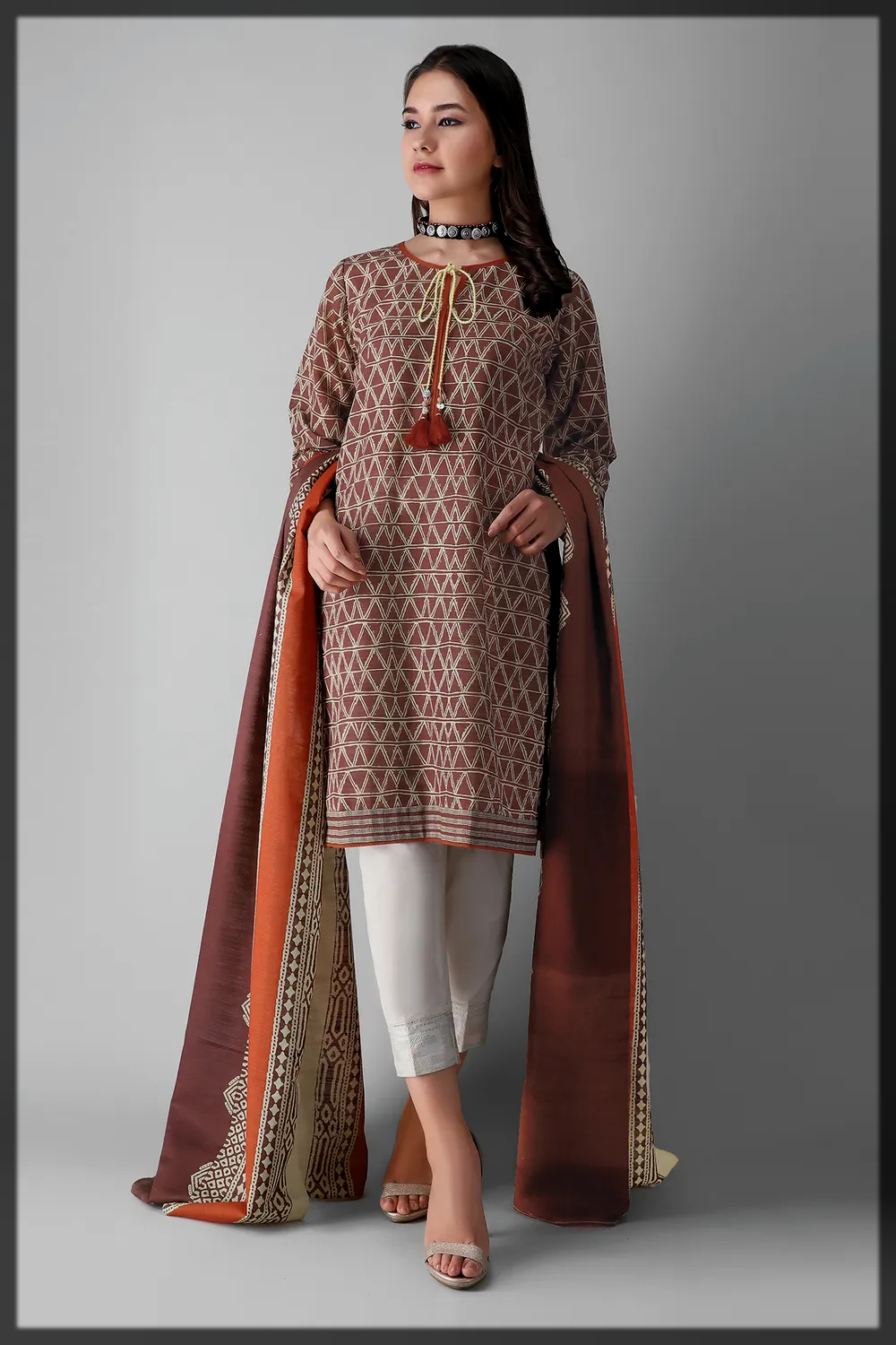 khaadi unstitched winter collection