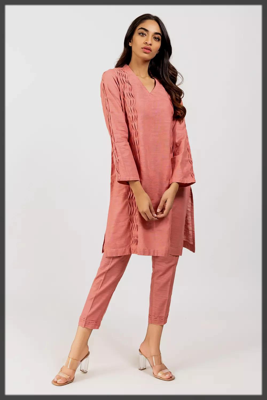 khaddar shirt and trouser