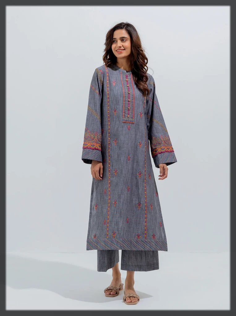 latest Beechtree Winter Collection for girls
