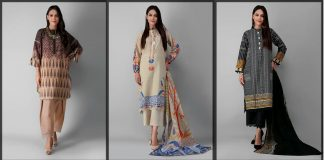 Khaadi Winter Collection 2021 for Women - Complete Catalog with Prices