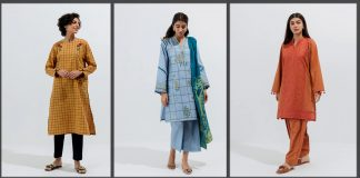 Beechtree Winter Collection 2021 with Prices - Fresh Arrivals for Women