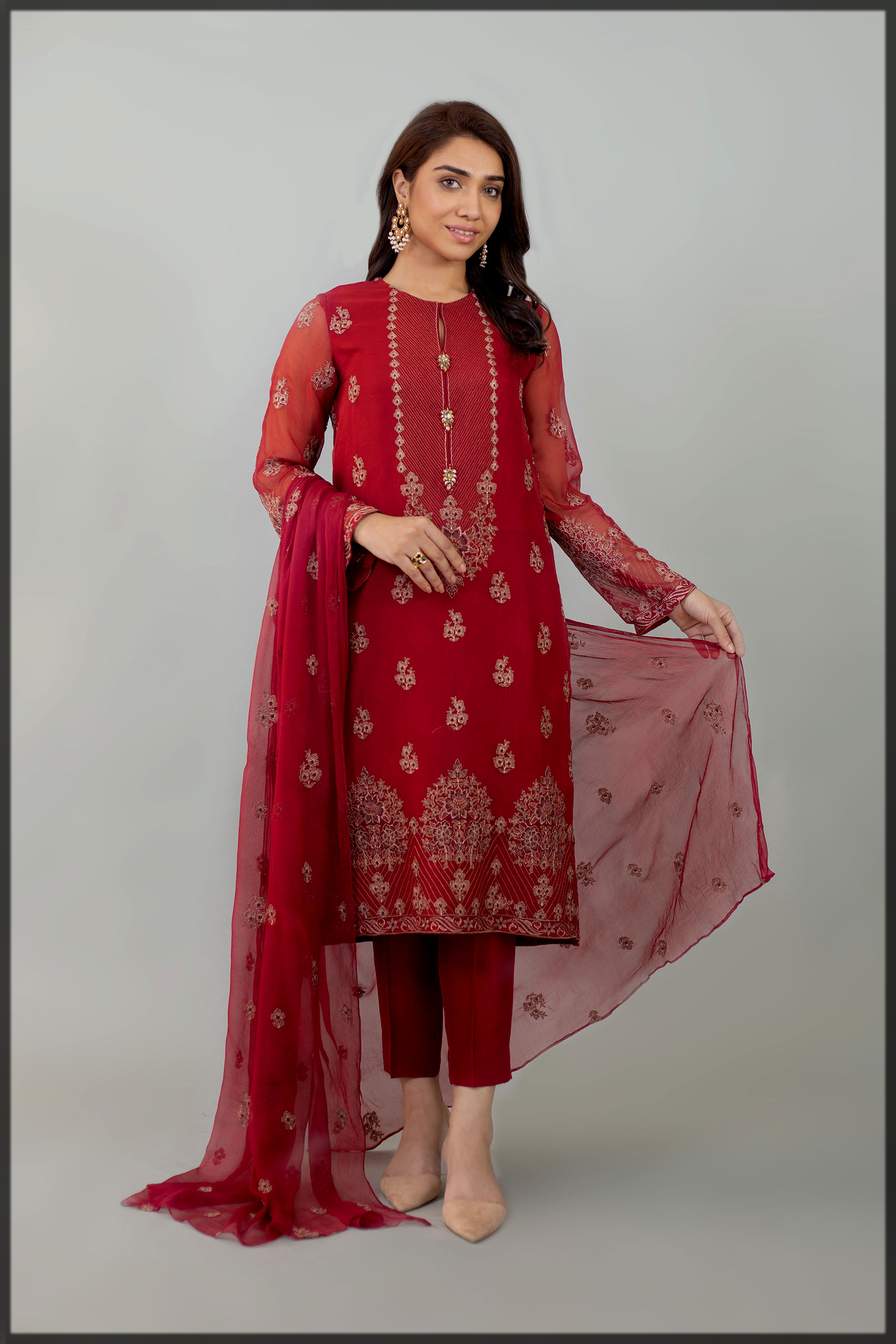 latest bareeze winter collection for women